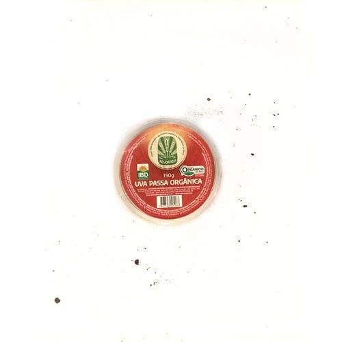 Uva Passa Orgânica 150g - Alvorada